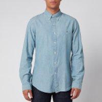 Polo Ralph Lauren Men's Slim Fit Chambray Shirt - Chambray - XL