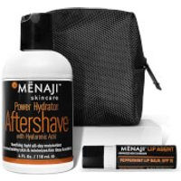 Menaji Power Hydrator and Lip Agent in GREGORY Ditty Bag