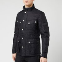 Barbour International Men's Ariel Quilt Jacket - Black - XL