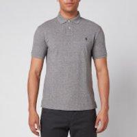 Polo Ralph Lauren Men's Slim Fit Polo Shirt - Canterbury Heather - XL - Grey