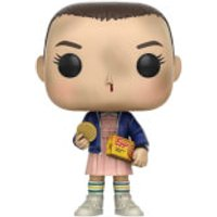 Stranger Things Eleven with Eggos Pop! Vinyl Figure - Stranger Things Gifts