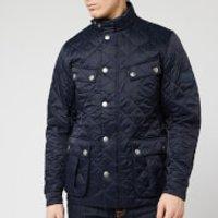 Barbour International Men's Ariel Quilt Jacket - Navy - S