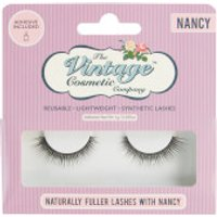 The Vintage Cosmetics Company Nancy False Strip Lashes
