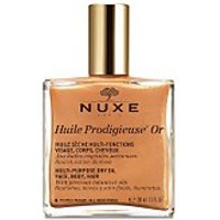 NUXE Huile Prodigieuse Golden Shimmer Multi Usage Dry Oil 100ml