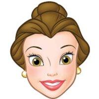 Disney Princess Belle Mask