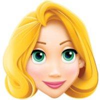Disney Princess Rapunzel Mask