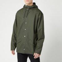 RAINS Men's Jacket - Green - M/L