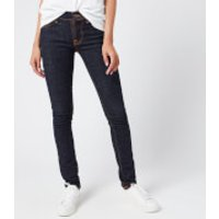 Nudie Jeans Tight Terry Jeans - Rinse Twill - W27/L32