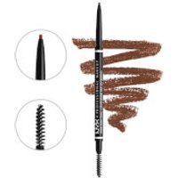 NYX Professional Makeup Micro Brow Pencil (Various Shades) - Black