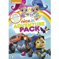 Nick Jr. Adventure Pack (Nickelodeon Triple)