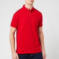 Polo Ralph Lauren Men's Custom Slim Fit Polo Shirt - Red - XL - Red