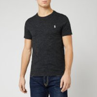 Polo Ralph Lauren Men's Short Sleeve Crew Neck T-Shirt - Black Marl Heather - L