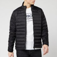 Barbour International Mens Impeller Quilt Jacket - Black - L