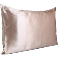 Slip Silk Pillowcase - Queen (Various Colours) - Caramel