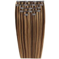 Beauty Works Double Hair Set 18 Inch Clip-In Hair Extensions (Various Shades) - Blondette 4/27