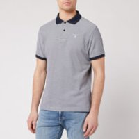 Barbour Men's Sports Polo Mix - Midnight - M - Blue