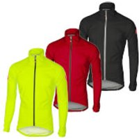 Castelli Emergency Rain Jacket - L - Red