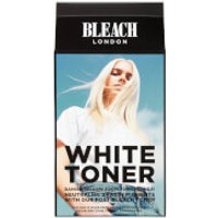 Kit neutralizador de tonos amarillos White Toner de BLEACH LONDON