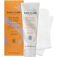 Sanctuary Spa Polishing Hot Cloth Cleanser 125ml