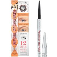 benefit Precisely, My Brow Pencil Mini (Various Shades) - 3.75 Warm Medium Brown
