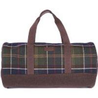 Barbour Mens Hardwick Holdall Bag - Classic Tartan