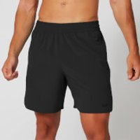 MP Essentials Training 7 Inch Shorts - Black - M