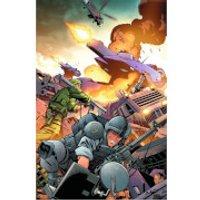 DC Comics End Of Nations (Graphic Novel)