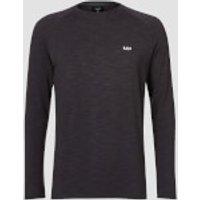 MP Performance Long-Sleeve T-Shirt - Black Marl - XXL