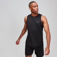 MP Men's Dry Tech Training Essentials Tank Top - Black - S