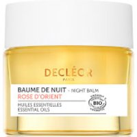 DECLEOR Organic Aromessence Rose d'Orient Soothing Comfort Night Balm