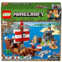 LEGO Minecraft: The Pirate Ship Adventure (21152) - Pirate Gifts
