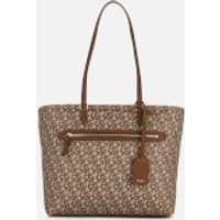 shop for DKNY Women's Casey Large Tote Bag - Cream at Shopo