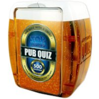 Top Trumps Quiz Game - Pub Quiz Edition - Pub Gifts