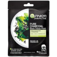 Garnier Charcoal and Algae Purifying and Hydrating Face Sheet Mask for Enlarged Pores 28g