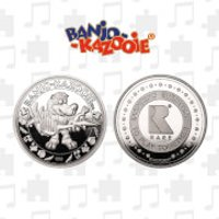 Image of Banjo-Kazooie Collector's Limited Edition Coin: Silver Variant