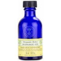 Neal's Yard Remedies Organic Baby Massage Oil 50ml