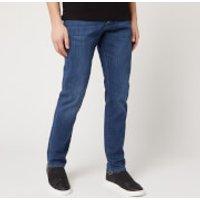 Armani Exchange Men's Slim Denim Jeans - Blue - W34/L34 - Blue