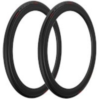 Pirelli P Zero Velo TT Folding Road Tyre Twin Pack - 700X23C