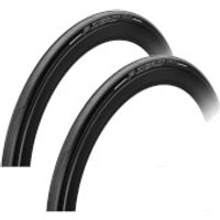 Pirelli P Zero Velo Folding Road Tyre Twin Pack - 700X23C