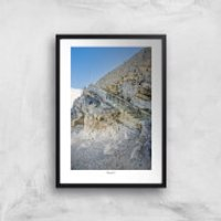 Thunderbolt Photography Llandudno Staircase Art Print - A4 - No Hanger - Photography Gifts