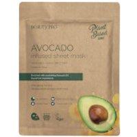BeautyPro Avocado Infused Sheet Mask 22ml