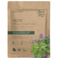 BeautyPro Herb Infused Sheet Mask (25ml)