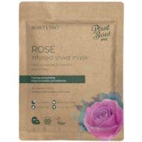 BeautyPro Rose Infused Sheet Mask 22ml