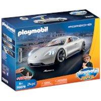 Playmobil: The Movie Rex Dasher's Porsche Mission E (70078) - Movie Gifts