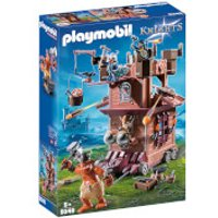 Playmobil Knights Mobile Dwarf Fortress with Shot Ballista (9340) - Mobile Gifts