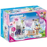 Playmobil Magic Crystal Diamond Hideout with Shiny Crystal (9470) - Shiny Gifts
