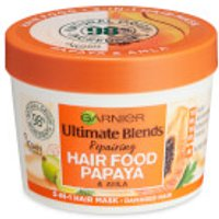 Garnier Ultimate Blends Hair Food Papaya 3-in-1 Damaged Hair Mask Treatment 390ml