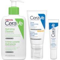 CeraVe 24hr Facial Hydration Bundle