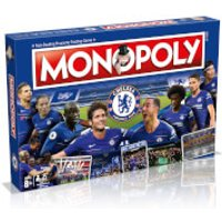 Monopoly - 18/19 Edition - Chelsea FC - Chelsea Gifts