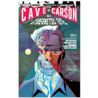 Young Animal - Cave Carson Has A Cybernetic Eye Vol 01 Going